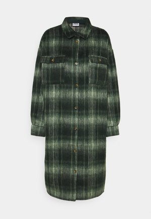 NMLULLA EXTRA LONG SHACKET - Cappotto classico - ponderosa pine