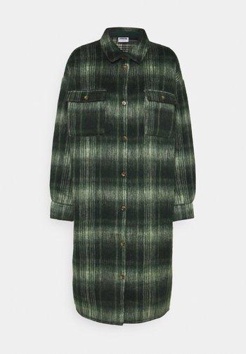 NMLULLA EXTRA LONG SHACKET - Classic coat - ponderosa pine
