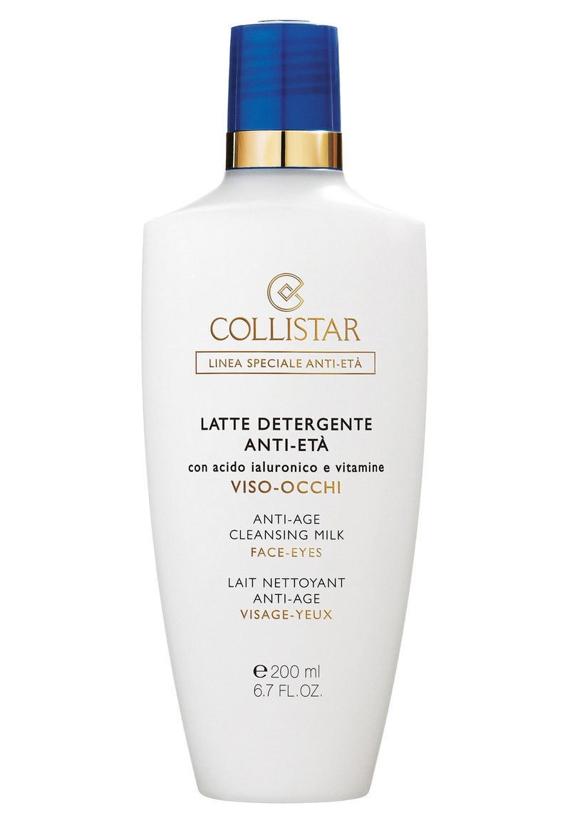 Collistar - ANTI-AGE CLEANSING MILK FACE-EYES - Cleanser - -