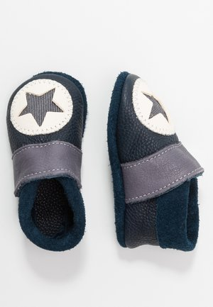 STERN  - First shoes - tobagoblau