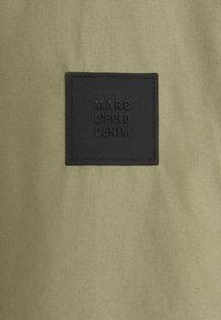 Marc O'Polo DENIM - ZIPPED - Windbreaker - slate green - 3