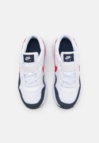 Nike Sportswear - AIR MAX SC UNISEX - Sneakers laag - white/univeristy red/obsidian - 3