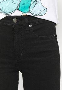 Gap Tall - SKINNY SAMANTHA - Jeans Skinny Fit - true black - 4