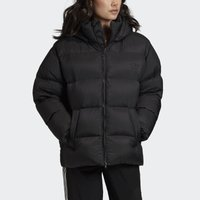 adidas Originals - WINTER LOOSE JACKET - Dunjakke - black - 4
