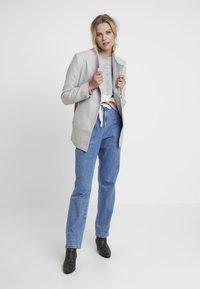 mint&berry - Short coat - light grey - 1