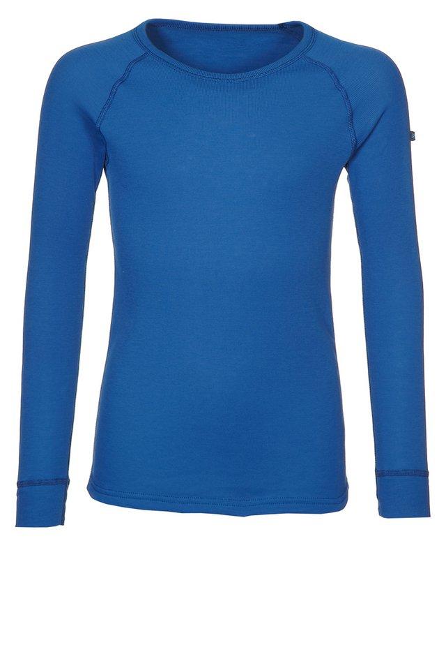 CREW NECK WARM KIDS - Caraco - olympian blue