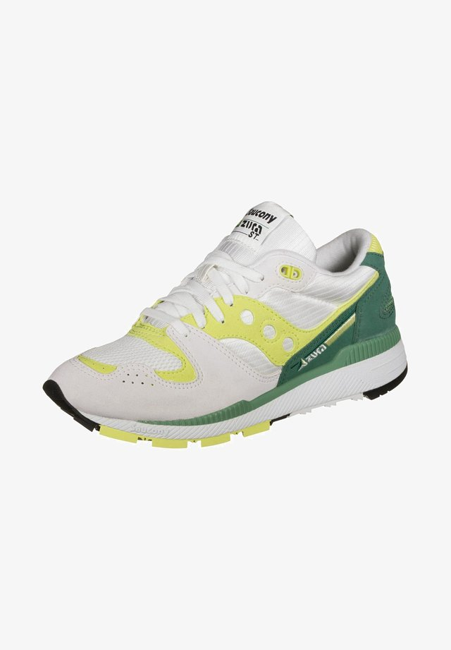 Zapatillas - white/green/lime