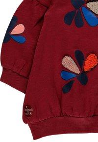 Boboli - Jumper dress - maroon - 3