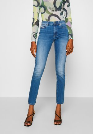 D-ROISIN - Jeans Skinny Fit - blue denim