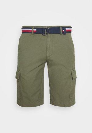 JOHN CARGO - Pantalon cargo - khaki