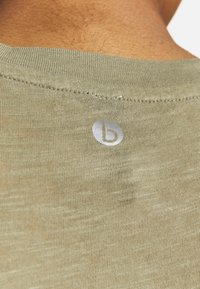 Cotton On Body - ALL THINGS FABULOUS CROPPED MUSCLE TANK - Topper - oregano washed - 3