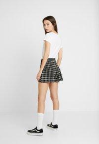 Hollister Co. - SKORT - Shorts - black - 2