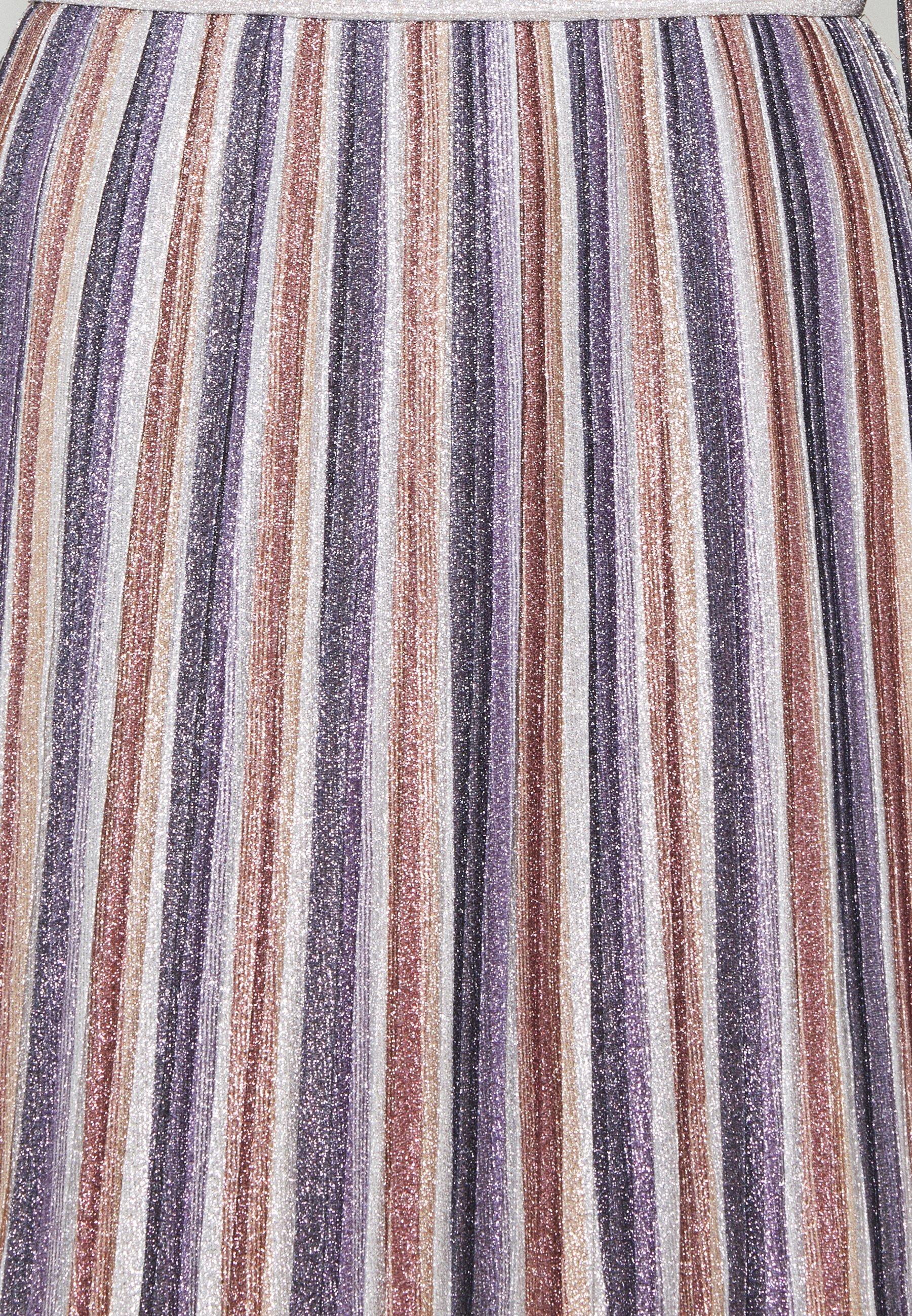 Mossman ADORE YOU MINI DRESS Freizeitkleid metallic/lila