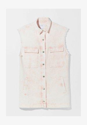 Waistcoat - pink