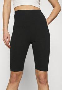 Even&Odd - 2 Pack Cycle Shorts - Shorts - black - 4