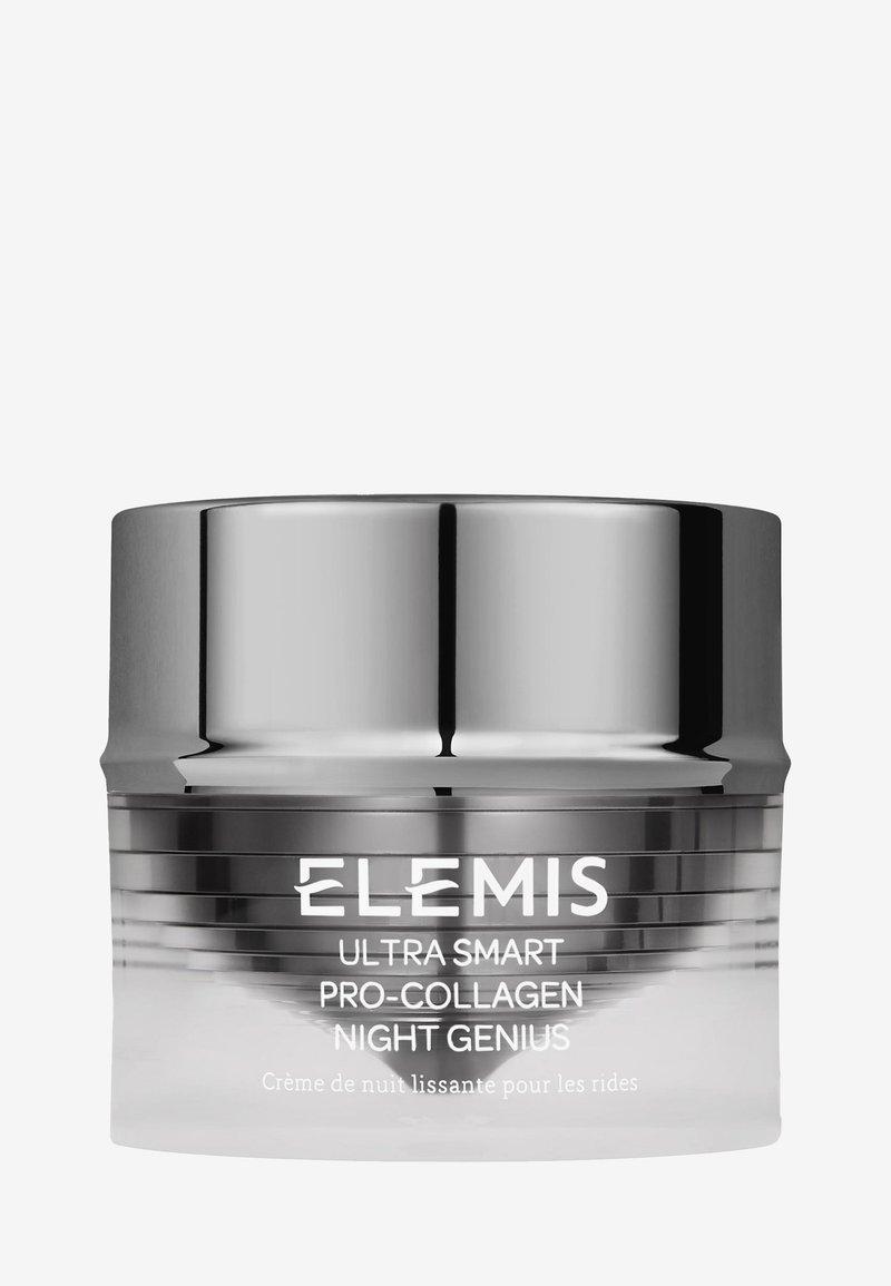 ELEMIS - NACHTCREME ULTRA SMART PRO-COLLAGEN NIGHT GENIUS - Night care - -