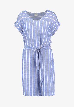 JDYJANINE DRESS - Robe d'été - blue/white