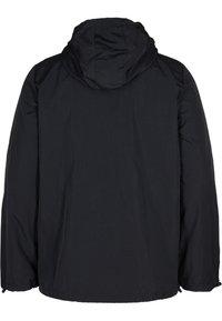 Active by Zizzi - Training jacket - black - 2