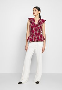 Mulberry - MYRA BLOUSE - Blouse - red - 1