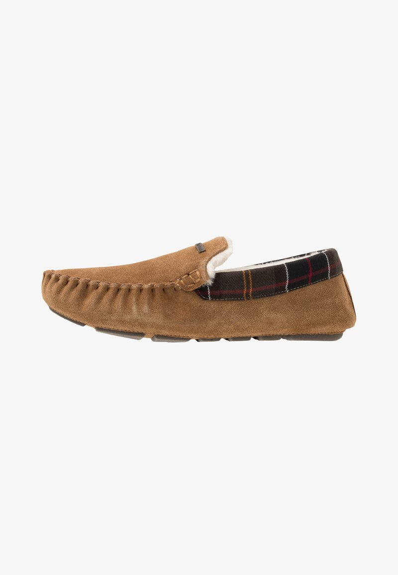 Barbour - MONTY - Slippers - camel