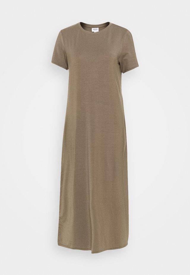 VMGAVA DRESS  - Vestito di maglina - bungee cord