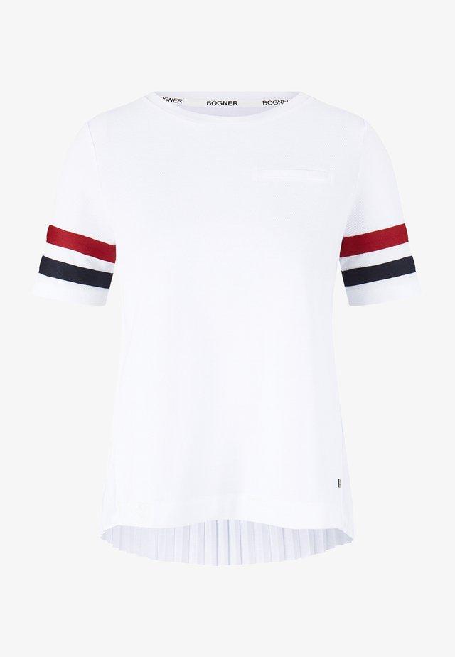 PATSY - T-shirt imprimé - off-white