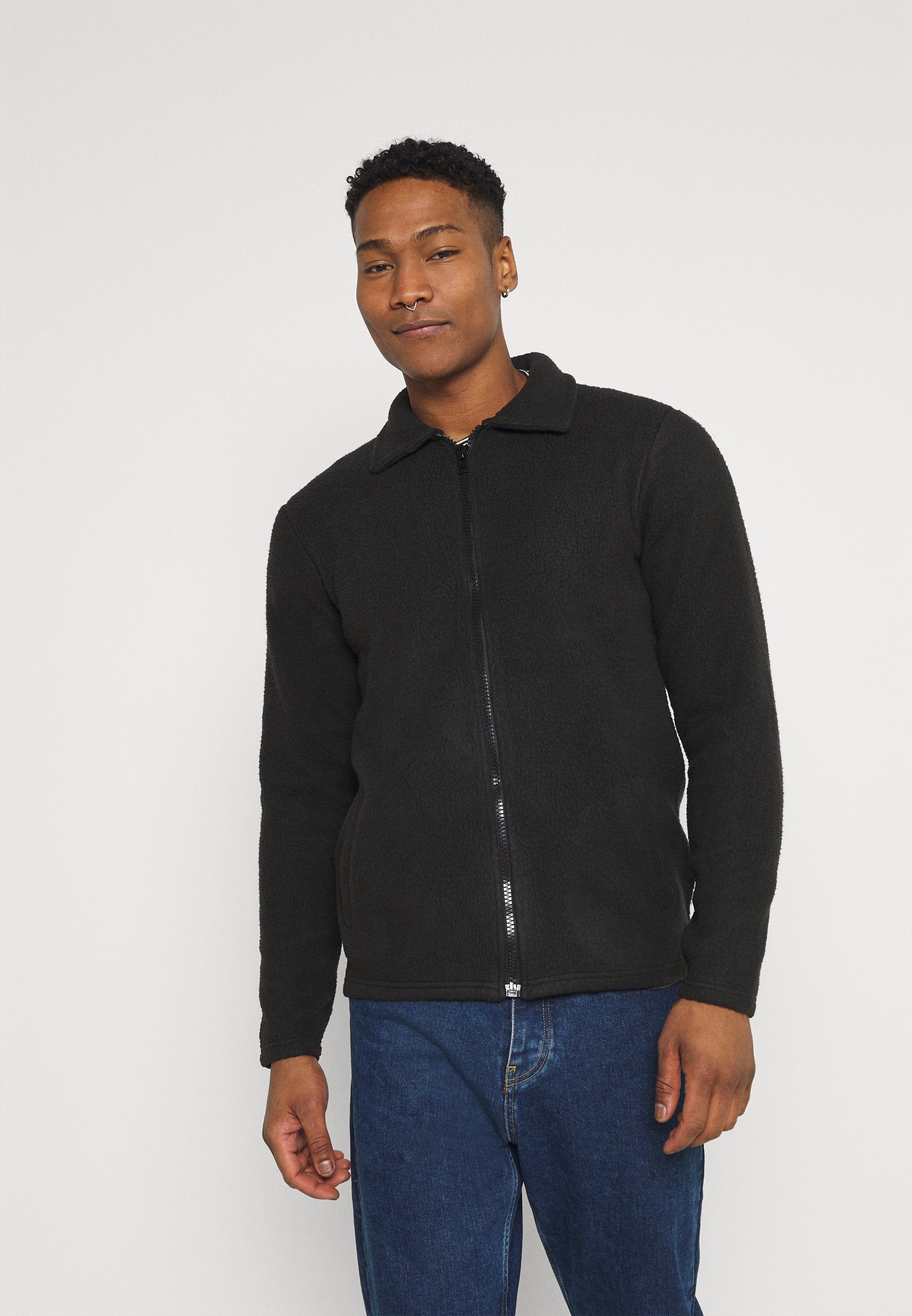 Men GARETH - Fleece jacket