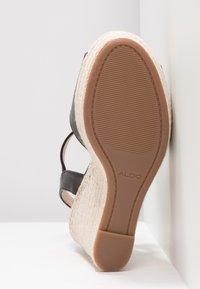 ALDO - YBELANI - High heeled sandals - black - 6