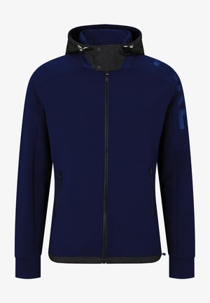 veste en sweat zippée - navy-blau