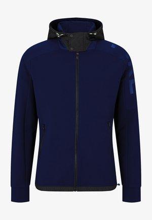 Bluza rozpinana - navy-blau