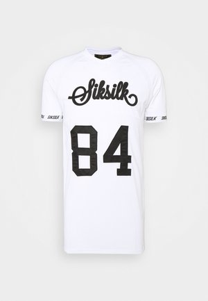 SPORTS TEE - Camiseta estampada - white