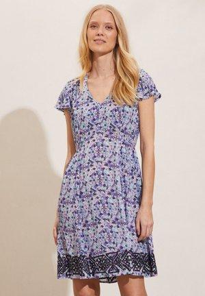 FELICIA - Day dress - calm blue
