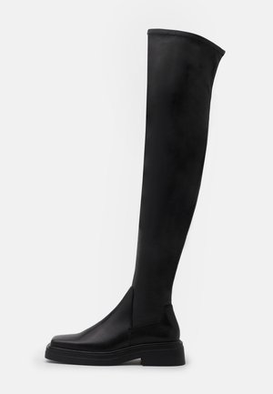 EYRA - Over-the-knee boots - black