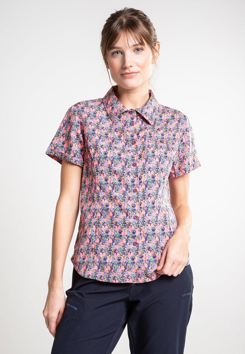 Icepeak - Button-down blouse - raspberry