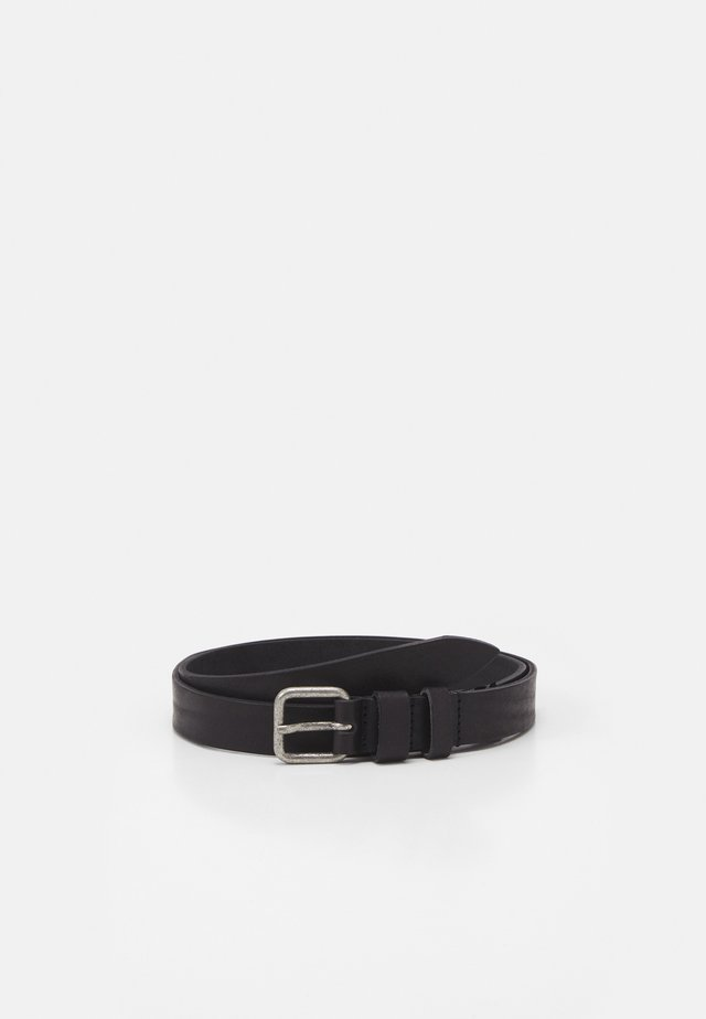 JACNARROW BELT - Cintura - black