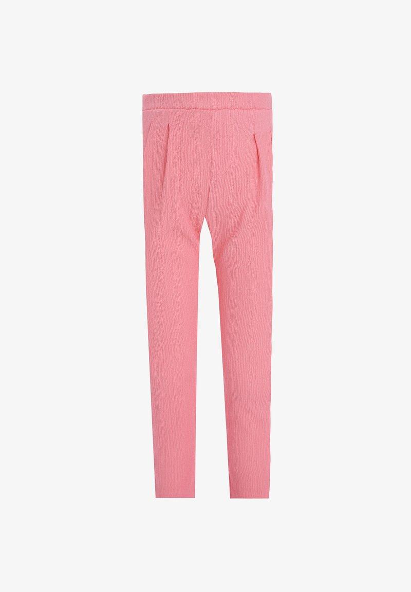 DeFacto - Spodnie materiałowe - pink