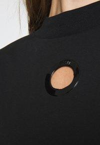 Diesel - Long sleeved top - black - 5