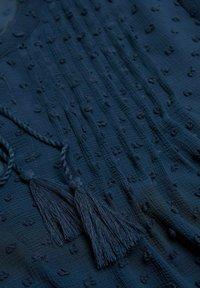 Violeta by Mango - Blouse - dunkles marineblau - 4