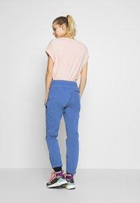 adidas Performance - TERREX EXPLORE  - Pantalon classique - dark blue - 2