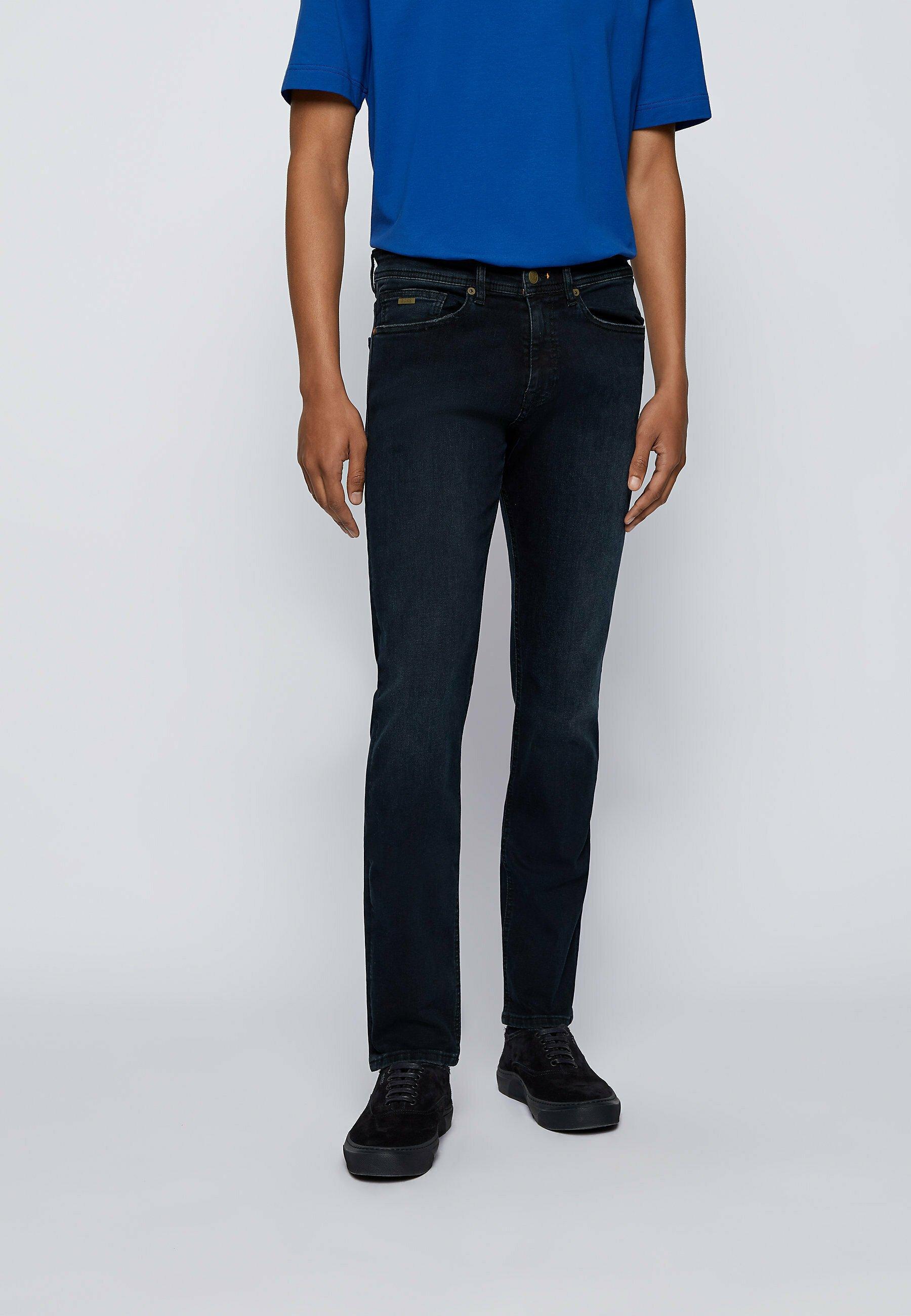 Uomo DELAWARE BC-L-P - Jeans slim fit