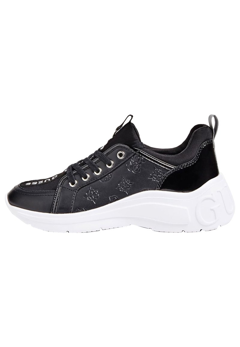 Guess - A$AP ROCKY - Trainers - black