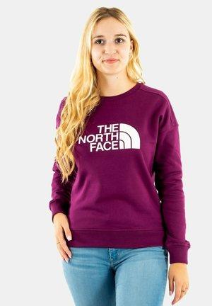 Sweatshirt - violet