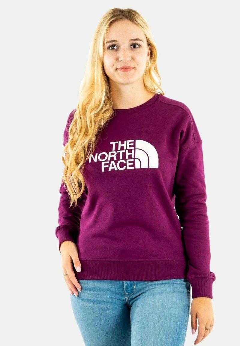 The North Face - Sweatshirt - violet