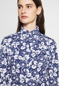 Polo Ralph Lauren - HEIDI LONG SLEEVE - Skjorte - blue/ white - 5