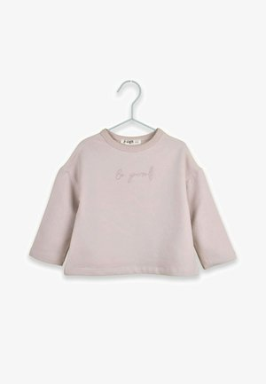 BE YOURSELF - T-shirt à manches longues - light pink