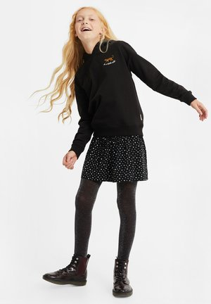 MEISJES MET STERRENDESSIN - Pencil skirt - all-over print