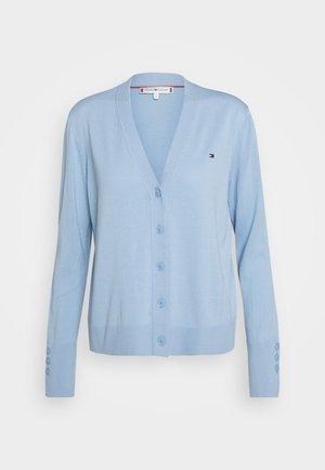 LOUA CARDI - Cardigan - moon blue