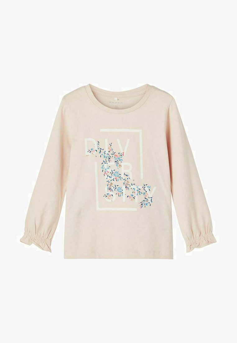Name it - T-shirt à manches longues - peach whip