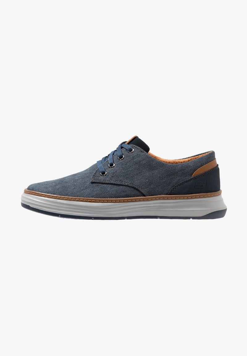 Skechers - MORENO - Zapatillas - navy