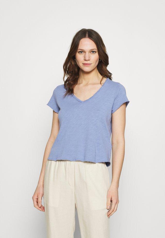 SONOMA - T-shirt basic - bleute vintage